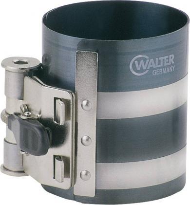 Colier comprimat segmenţi piston Walter, 90 x 175 mm