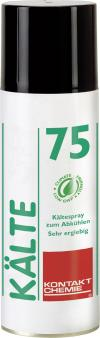 Spray cu agent de răcire -52 °C, neinflamabil, 200 ml, CRC Kontakt Chemie Kälte 75