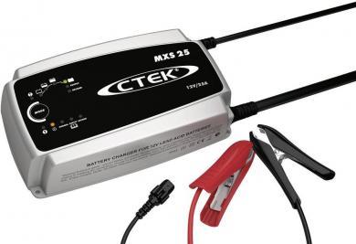 Încărcător automat baterie auto 12 V, 25 A, CTEK MXS 25