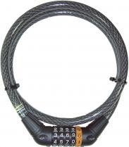 Cablu antifurt bicicletă cu...