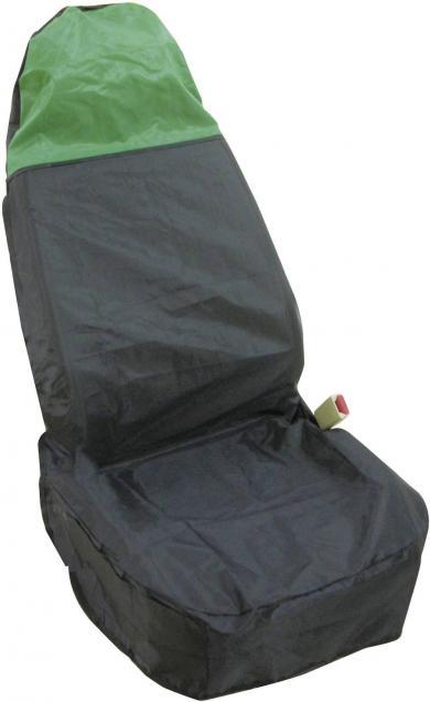 Husă de protecţie scaun auto, negru