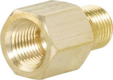 Adaptor EQUUS® din alamă, 9,728 mm (R 1/8 DIN 2999)