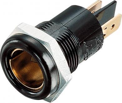 Priză de brichetă standardizată DIN ISO 4165, Ø montare 18 mm