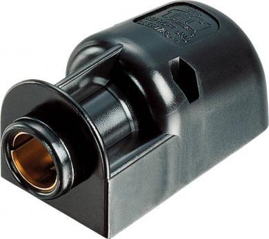 Priză de brichetă standardizată DIN ISO 4165, montare aparentă