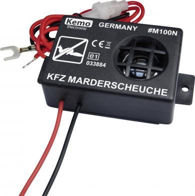 Dispozitiv cu ultrasunete anti-jderi şi rozătoare (șoareci, șobolani) Kemo M 100N