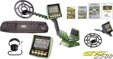 Detector metal GTI 2500 Pro Package