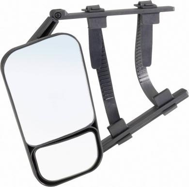 Oglindă auto exterioară auxiliară pentru rulote/remorci