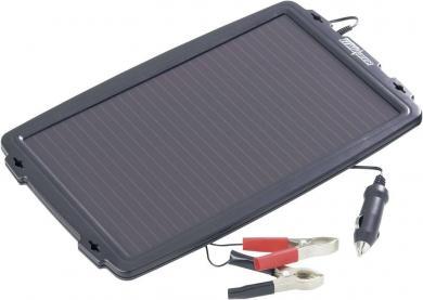 Protecţie acumulator cu panou solar 2,4 W