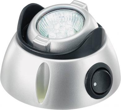 Bec de maşină cu LED rotativ