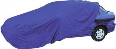 Husă auto completă, mărimea L, albastră