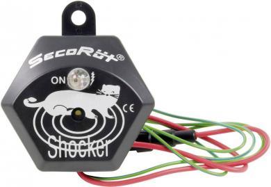 Dispozitiv cu ultrasunete anti-jderi şi rozătoare (șoareci, șobolani) SecoRüt
