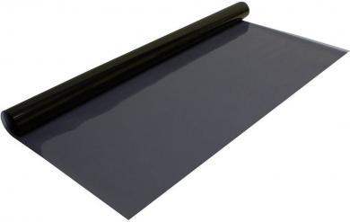 Folie auto netedă protecţie solară, 75 x 150 cm, 1 buc.