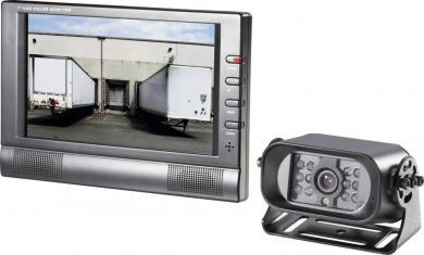 Sistem video supraveghere marşarier cu fir KRV7-1