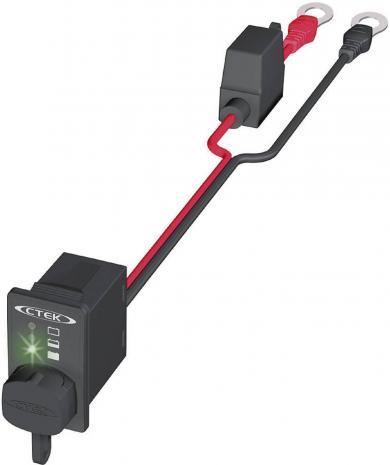 Indicator stare încărcare Comfort CTEK, pentru încastrare