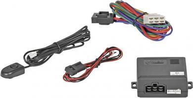 Sistem de comandă automată iluminare auto