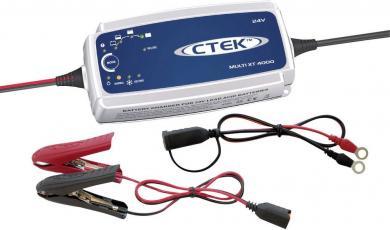Încărcător automat baterie auto Multi XT 4000 CTEK