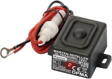 Dispozitiv cu ultrasunete anti-jderi M180, impermeabil IP 65