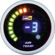 Afișaj temperatură exterioară...