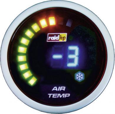 Afișaj temperatură exterioară NightFlight Digital raid hp