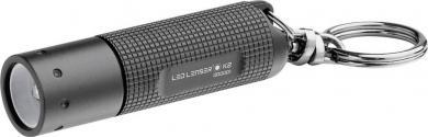 Lanternă LED LENSER® K2, autonomie 6 ore, negru