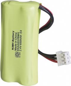 Acumulator NiMH pentru telefoane DECT Philips, 650 mAh, GP Batteries GP65AAAH2BMX, T356