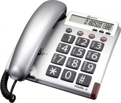 Telefon fix cu taste extra-mari Audioline