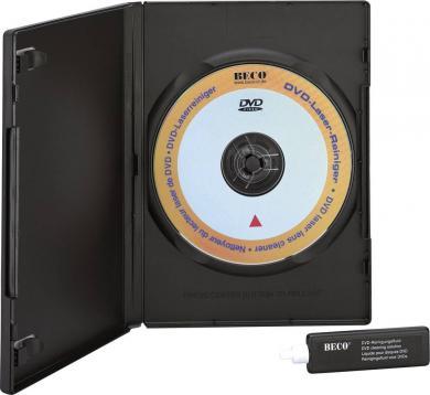DVD cu soluție de curățare BECO