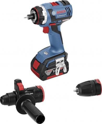 Maşină de găurit/înşurubat cu acumulator Bosch GSR 18 V-EC FC2 Professional